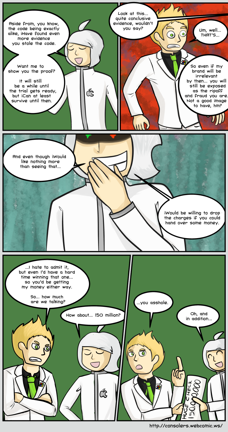 iNeed More Money - page 3